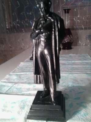 Чугунная статуэтка Пушкин А. С. Касли. СССР