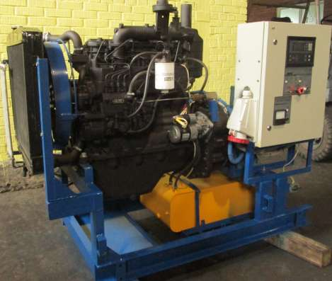 Дизельный генератор АД-30 30кВт ММЗ в Екатеринбурге Фото 2