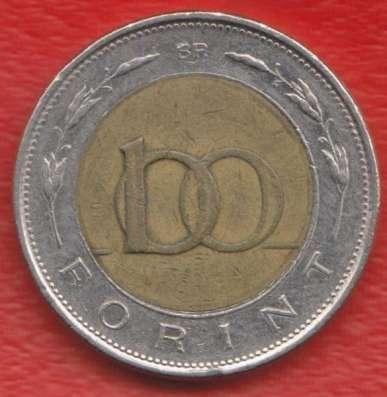 Венгрия 100 форинтов 1998 г