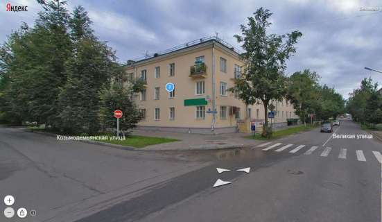 3-х к. кв. в центре города у кремля и реки!