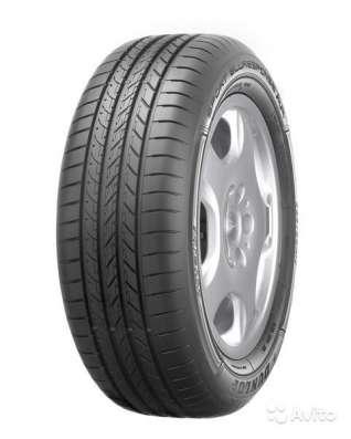 Новые летние Dunlop 185/60 R14 BluResponse