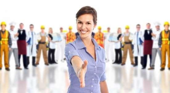 Помощь в трудоустройстве