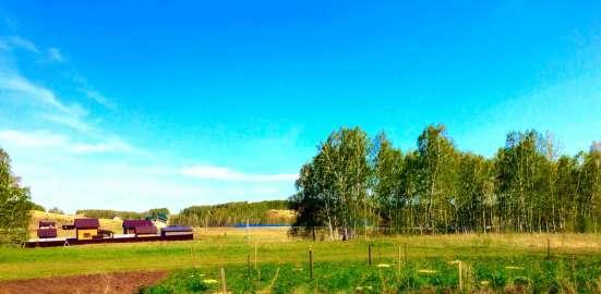 Продам 13 соток вокруг смешанного леса 230 000₽ в Красноярске Фото 5