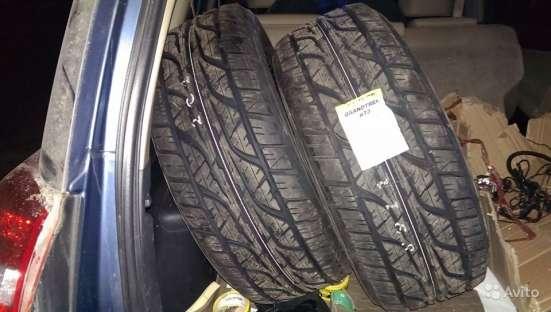 Новые Dunlop 265 70 R15 Grand trek AT3