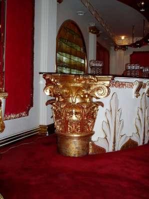 Гипсовая лепнина (изготовление, монтаж, декор) в Москве Фото 2