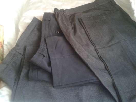 Женские брюки размер 60 на пышную барышню