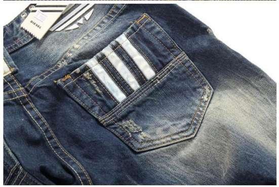 Мужские джинсы, DIESEL совместно с ADIDAS ! в Владивостоке Фото 4