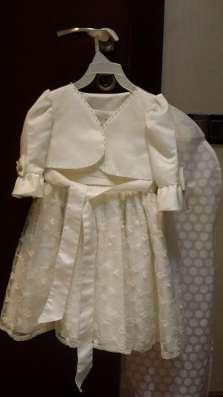 Детское бальное платье 4-6 лет