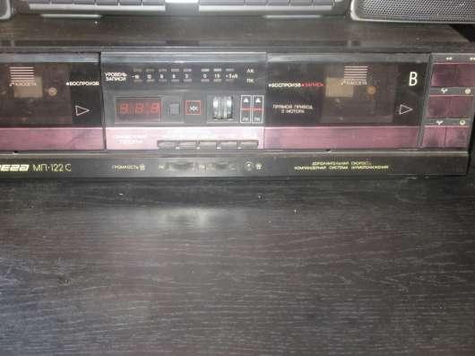 Продается аудио техника советского производства