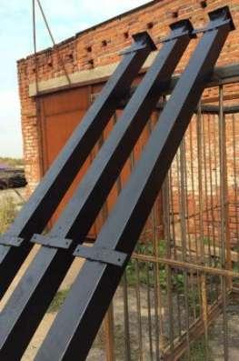 Столбы металлические доставка бесплатная в г. Полоцк Фото 2