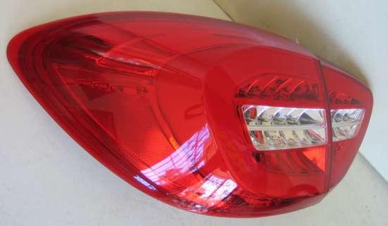 Тюнинг фонари задняя оптика Renault Captur в г. Запорожье Фото 1
