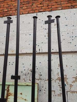 Столбы для забора в г. Вологда Фото 1