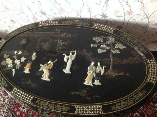 Чайный столик из Китая