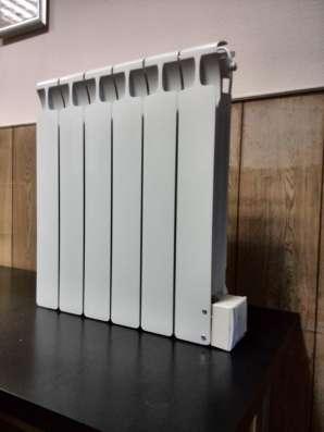 Энергосберегающий, электрический радиатор