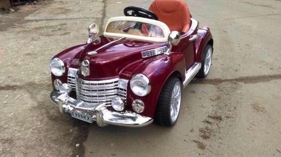 Детский электромобиль Bentley в Санкт-Петербурге Фото 3