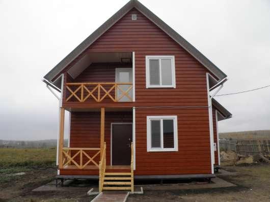 Строительство, проектирование и производство домов в Уфе Фото 2