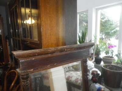 Старинное зеркало в Москве Фото 4