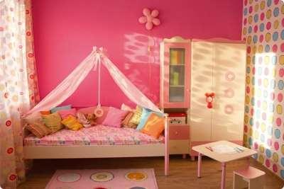 Мебель для девочек композиция 1 Принцесс