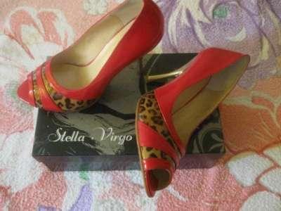Женские туфли Англия Stella Virgo