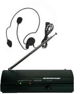 Микрофон SHURE SH 200 головная гарнитура