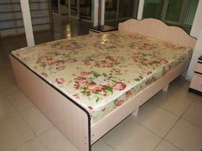 Кровать +матрац новая в Сочи Фото 1
