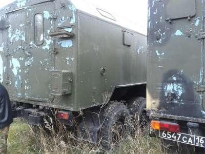 грузовой автомобиль ЗИЛ 131 с кунгом в Челябинске Фото 2