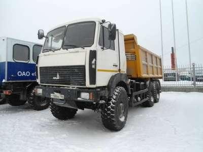 самосвал МАЗ 6517Х9