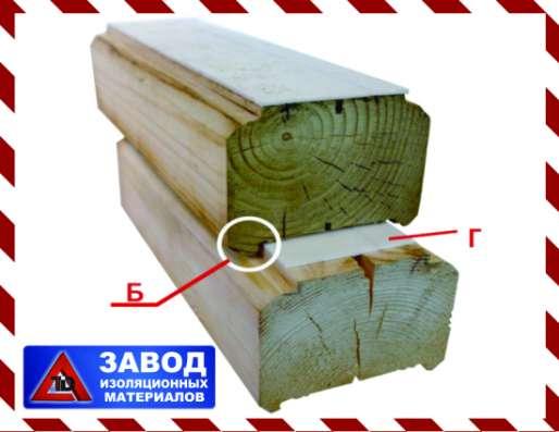 Лента ППЭ 8/30 Межвенцовый уплотнитель в Новосибирске Фото 4