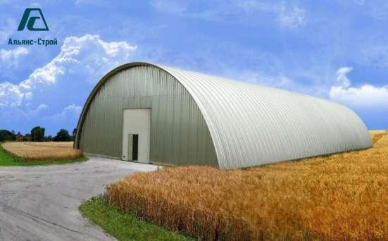 Строительство зернохранилищ в Краснодаре
