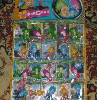 Набор игрушек Фиксики, 20 штук