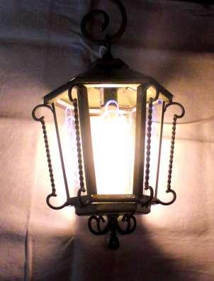 Светильник уличный подвесной в Уфе Фото 1