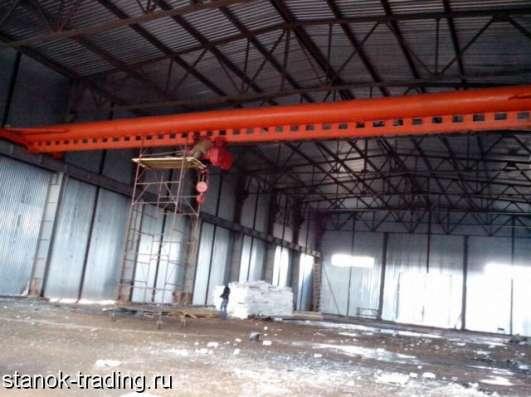 Кран балка 10 тонн с путями в Набережных Челнах Фото 3