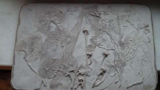 Фитолепнина-ручная работа. Плитка и панно для декора стен