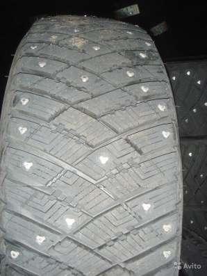 Новые зимние шипы Dunlop 195 65 R15 ICE touch
