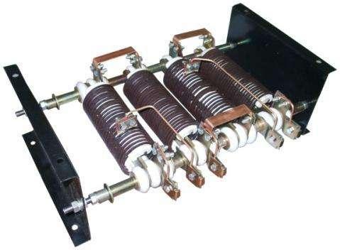Ремонт либо замена блока резисторов.