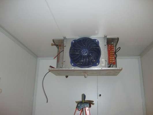 Мясная холодильная камера 6м3. Доставка по Крыму