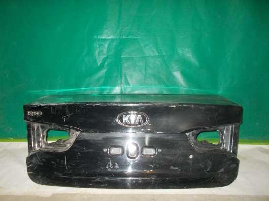 Багажник на Kia Rio 3 - Оригинал