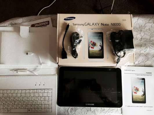 Samsung Galaxy Note N8000 64Gb в Москве Фото 1