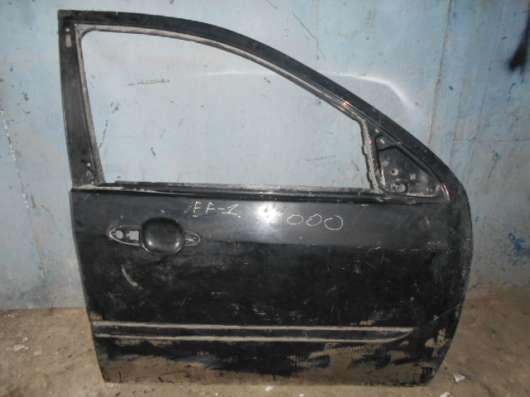 Передняя правая дверь на Ford Focus I