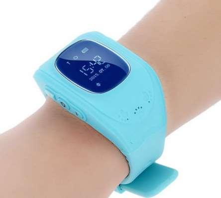 Детские часы с GPS. Ребенок под постоянным контролем