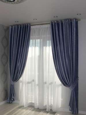 Шторы и домашний текстиль на заказ в Москве и Подмосковье! Фото 3
