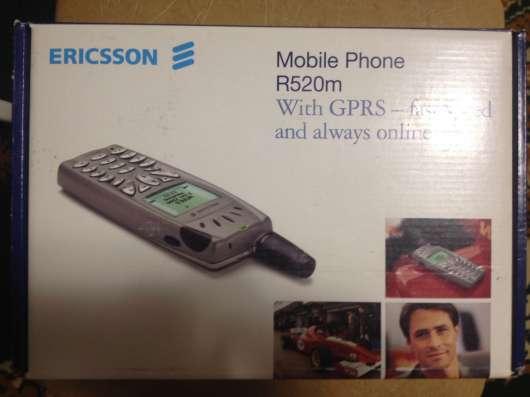 Телефон Ericsson R520m в Новосибирске Фото 1
