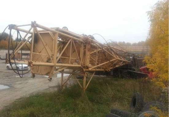 Монтаж, демонтаж кранов башенных, козловых, мостовых