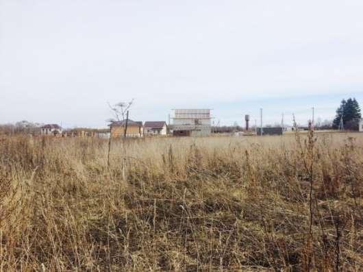 Продается земельный участок 10 соток в д. Кукарино, Можайский р-он,100 км от МКАД по Минскому и Можайскому шоссе. Фото 1