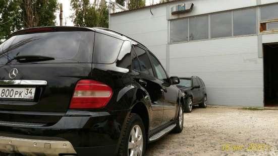Продажа авто, Mercedes-Benz, M-klasse, Автомат с пробегом 190000 км, в Волгограде Фото 3