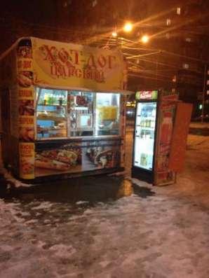 киоск общественного питание в Новосибирске Фото 4