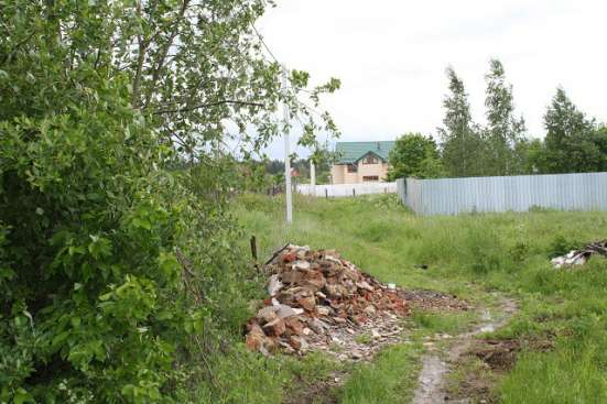 Земельный участок в Москве, д. Кузнецово, Киевское ш