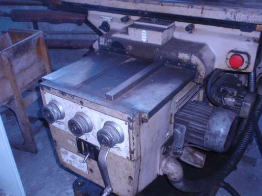 Продам фрезерный станок FSS250x1000/Y в г. Шостка Фото 1