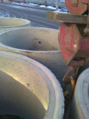 Кольца колодцев железобетонные в Тюмени Фото 3