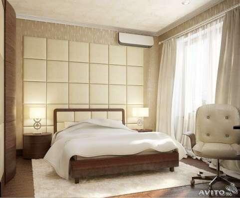 Изготовим мягкие стеновые панели,мягкую мебель под заказ